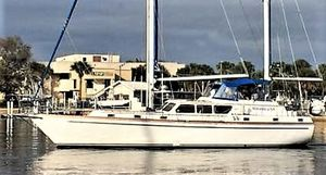 Used Gulfstar Sailmaster Center Cockpit Sailboat For Sale