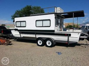 Used Delta Yukon 25 House Boat For Sale