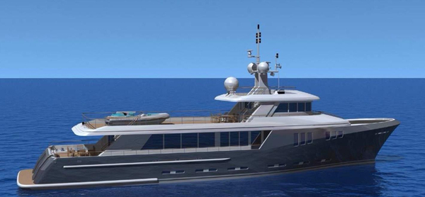 New Isa Custom Motor Yacht For Sale