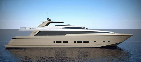 New Isa Custom Motor Yacht For Sale