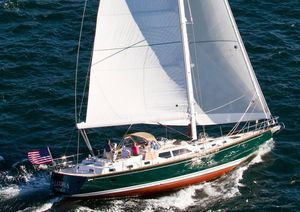New Tartan 5300 Cruiser Sailboat For Sale