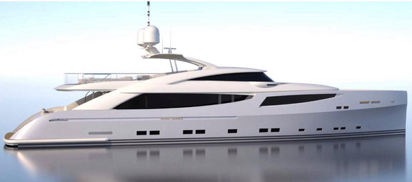 New Isa Granturismo Motor Yacht For Sale