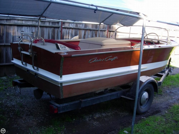 Used Chris-Craft 17 Custom Ski Antique and Classic Boat For Sale