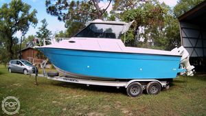 Used Baha Cruisers 251 Walkaround Fishing Boat For Sale