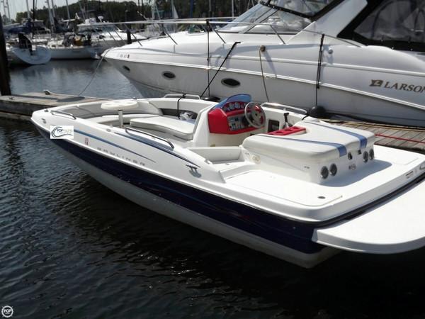 Used Bayliner 197 SD Deck Boat For Sale