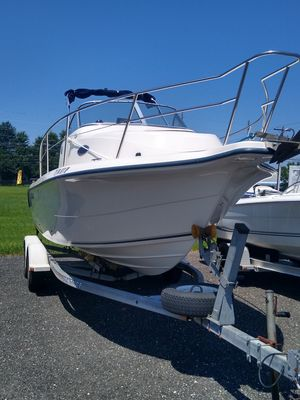 Used Sea Fox 235 Center Console Fishing Boat For Sale
