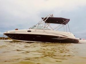 Used Sea Ray 26 Sundeck Bowrider Boat For Sale