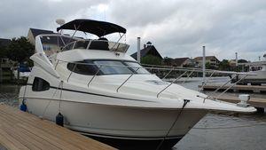 Used Silverton 330 Sport Bridge Flybridge Boat For Sale