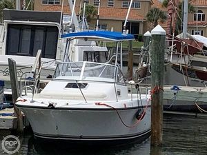 Used Shamrock 246A Walkaround Fishing Boat For Sale