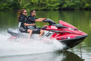 Used Yamaha Waverunner FX Cruiser HO High Performance Boat For Sale