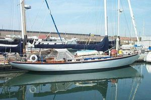 Used Alden Cruiser Sailboat For Sale