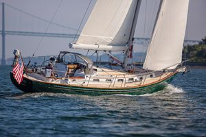 Used Morris Ocean Series 42 Cruiser Sailboat For Sale