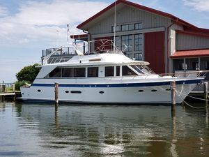 Used Defever 60 Intercontinental Motor Yacht For Sale