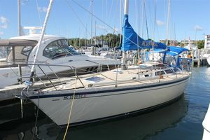 Used O'day 39 Cruiser Boat For Sale