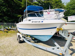 Used Pro-Line 201 Walkaround Cuddy Cabin Boat For Sale