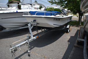 Used Carolina Skiff 16 DLX Center Console Fishing Boat For Sale