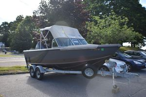 Used Lund 1900 Tyee Freshwater Fishing Boat For Sale