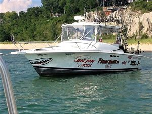 Used Luhrs 2900 Open Freshwater Fishing Boat For Sale