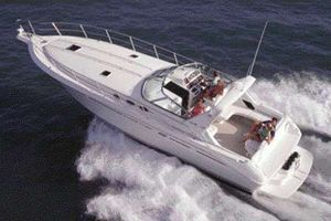 Used Sea Ray 400 Express Cruiser Boat For Sale