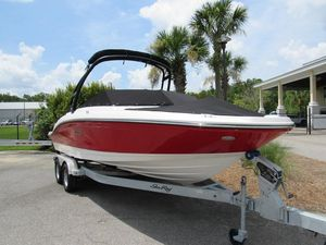 Used Sea Ray SPX 210 Outboard Bowrider Boat For Sale