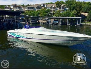 Used Baja 33 Outlaw High Performance Boat For Sale