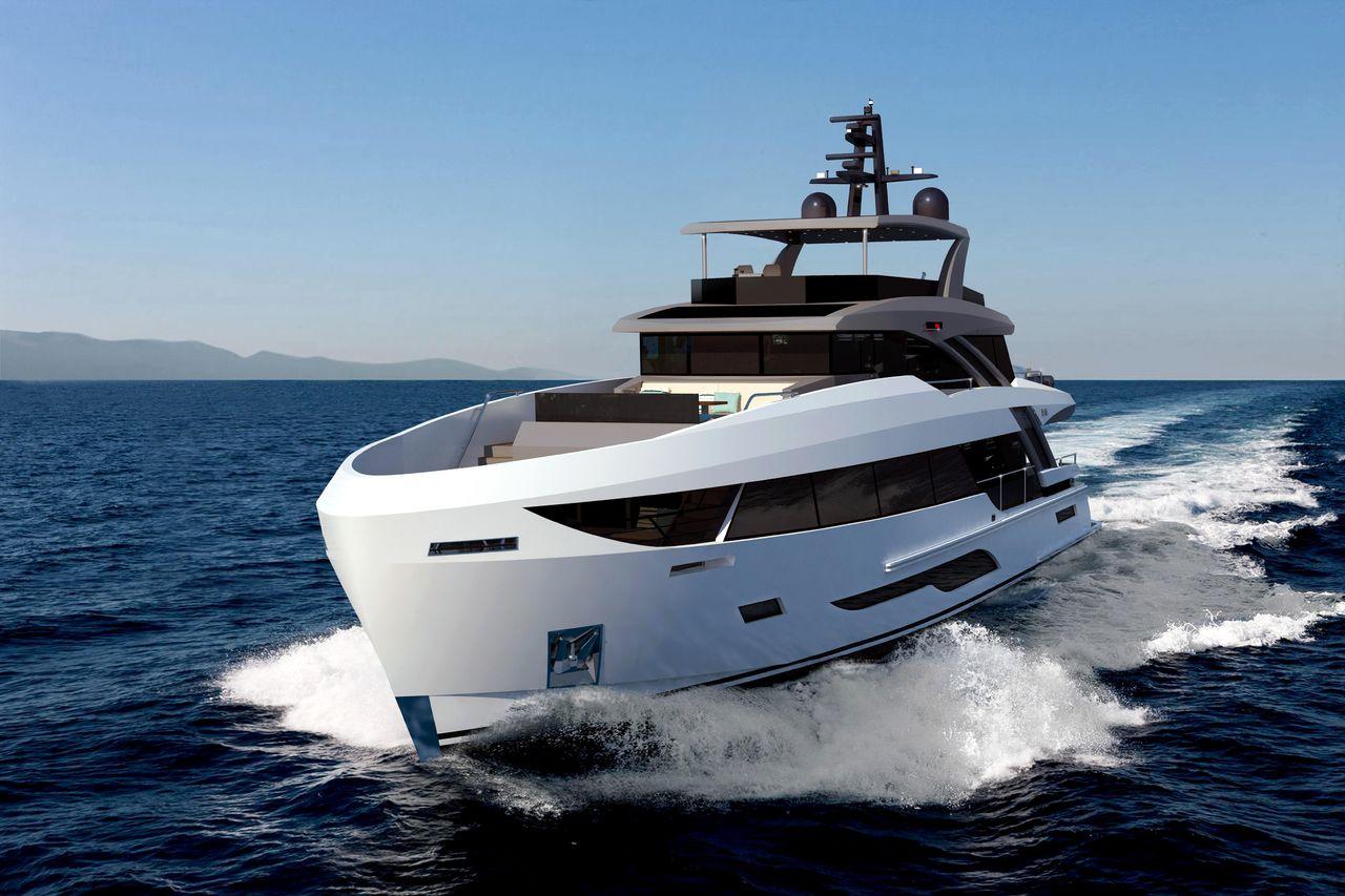 2019 New Bering 106 Passenger Boat For Sale - Antalya
