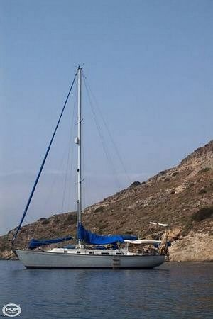 Used Brewer Dolphin 43 Cutter Sailboat For Sale
