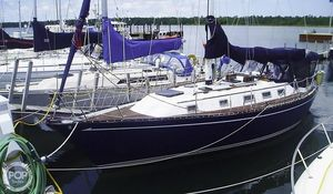 Used Quest 36 Semi Custom Sloop Sailboat For Sale