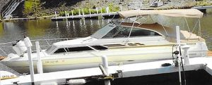 Used Sea Ray 27 Seadancer Express Cruiser Boat For Sale