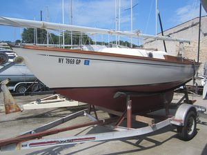 Used Cape Dory Typhoon Sloop Sailboat For Sale
