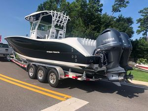 New Cape Horn 32 XS Center Console Fishing Boat For Sale