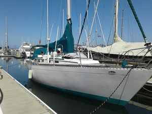 Used Cheoy Lee Pedrick 41 Cruiser Sailboat For Sale