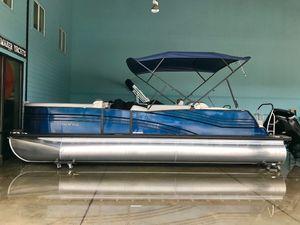 New Harris Flotebote 250 Grand Mariner Pontoon Boat For Sale