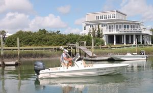 Used Scout 200 Bayscout Center Console Fishing Boat For Sale