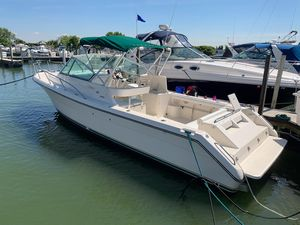 Used Pursuit 2860 Denali Center Console Fishing Boat For Sale