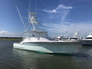 Used Custom 50' Ricky Scarborough Sports Fishing Boat For Sale