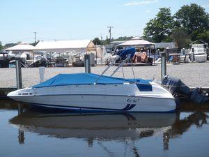 Used Cobia 226 Coastal Deck Bowrider Boat For Sale