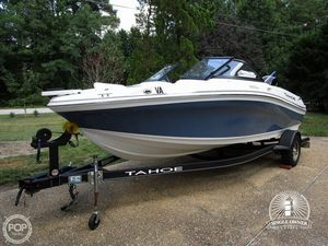 Used Tahoe 550 TF ski & fish Bowrider Boat For Sale