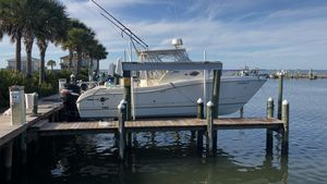 Used World Cat 27 EC Saltwater Fishing Boat For Sale