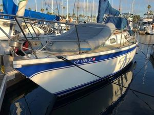 Used Cal Racer and Cruiser Sailboat For Sale