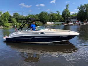 Used Sea Ray 240 SD Sundeck Other Boat For Sale