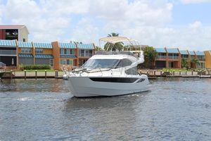 Used Galeon 420 Flybridge Mega Yacht For Sale