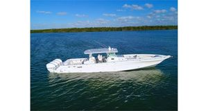 New Hcb 53 Sueños Center Console Fishing Boat For Sale