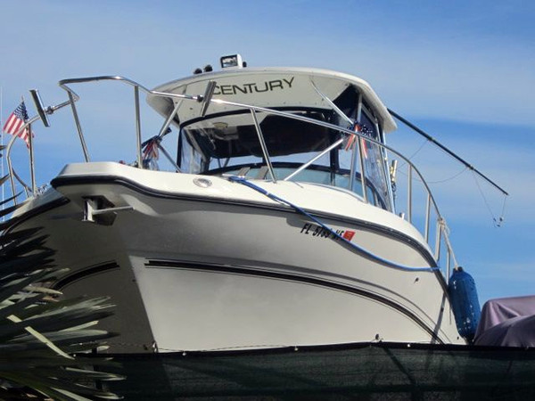 Used Century 3200 Walkaround Boat For Sale