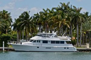 Used Hatteras 74 Sport Deck Motor Yacht Motor Yacht For Sale