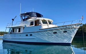 Used Defever Flybridge Boat For Sale
