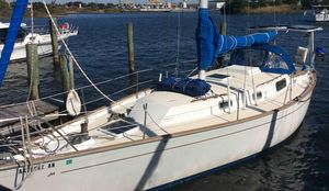 Used Morgan 382 Sloop Cruiser Sailboat For Sale