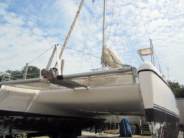 Used Jaguar 36 Catamaran Sailboat For Sale
