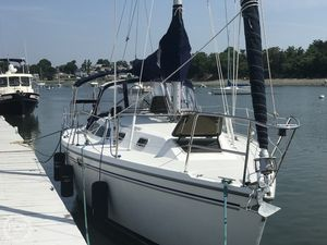 Used Catalina 32 Sloop Sailboat For Sale