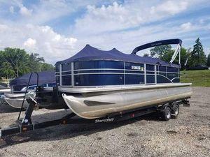 Used Sylvan 822 Mirage LZ Pontoon Boat For Sale